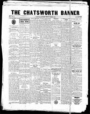 Chatsworth Banner