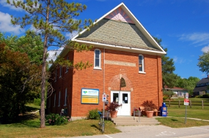 Kimberley Library Branch Building